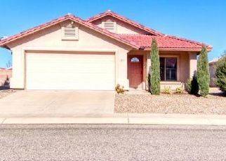 Pre Foreclosure in Sierra Vista 85635 ALMOSA ST - Property ID: 1578265293