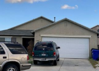 Pre Foreclosure in Victorville 92392 HIDDEN PINES CT - Property ID: 1578326168