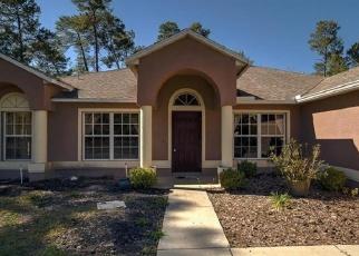 Pre Foreclosure in Homosassa 34446 CROSSANDRA DR - Property ID: 1578375225