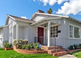 Pre Foreclosure in Van Nuys 91411 COLUMBUS AVE - Property ID: 1578675685