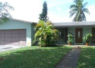 Pre Foreclosure in Fort Lauderdale 33317 NW 2ND CT - Property ID: 1578831607