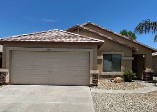 Pre Foreclosure in Goodyear 85338 W MONROE ST - Property ID: 1579333519