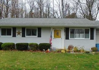 Pre Foreclosure in Chittenango 13037 S WEBBER DR - Property ID: 1580901463