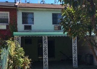 Pre Foreclosure in Bronx 10460 1/2 MAPES AVE - Property ID: 1581142801