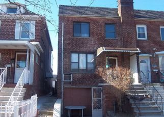 Pre Foreclosure in Bronx 10462 FOWLER AVE - Property ID: 1586903908