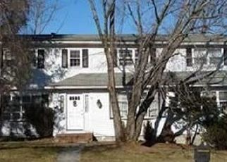Pre Foreclosure in Goshen 10924 GREGORY DR - Property ID: 1589318449