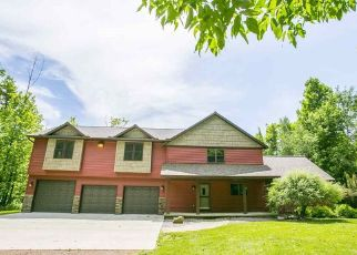 Pre Foreclosure in Wausau 54403 STINGER RD - Property ID: 1591538540