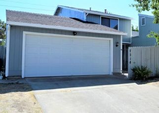 Pre Foreclosure in Sacramento 95828 WILLOWWEST CT - Property ID: 1591678694