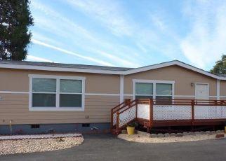 Pre Foreclosure in Ukiah 95482 WAUGH LN - Property ID: 1591755335
