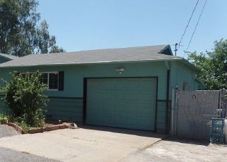 Pre Foreclosure in Oroville 95965 FEATHER AVE - Property ID: 1591778550