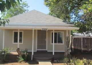 Pre Foreclosure in Oroville 95966 MITCHELL AVE - Property ID: 1591781620