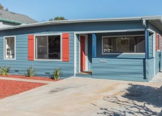 Pre Foreclosure in Seaside 93955 HARCOURT AVE - Property ID: 1591893293