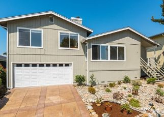 Pre Foreclosure in Pismo Beach 93449 MARIAN WAY - Property ID: 1591927455