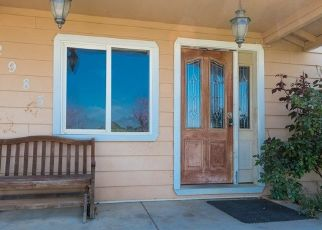 Pre Foreclosure in Oroville 95966 FOOTHILL BLVD - Property ID: 1591977383