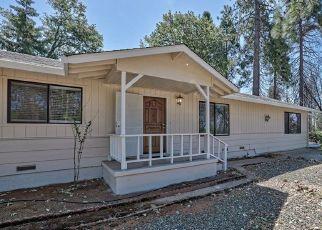 Pre Foreclosure in Paradise 95969 ALTA CEDAR LN - Property ID: 1591993149
