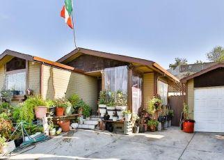 Pre Foreclosure in Salinas 93905 GARNER AVE - Property ID: 1592004545