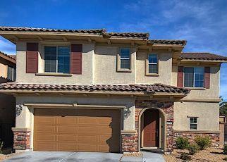Pre Foreclosure in Henderson 89011 VIA DEL SALVATORE - Property ID: 1592443838