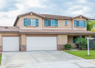 Pre Foreclosure in Murrieta 92563 SUNDROP AVE - Property ID: 1592477560