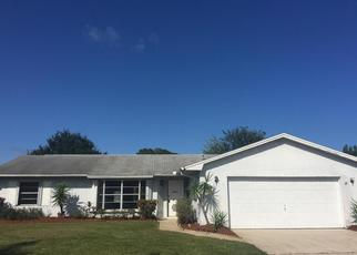 Pre Foreclosure in Melbourne 32935 TALLPINE RD - Property ID: 1592554645