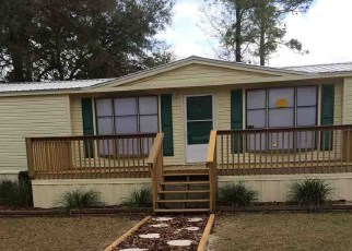 Pre Foreclosure in Crawfordville 32327 CRESTWOOD DR - Property ID: 1592893182