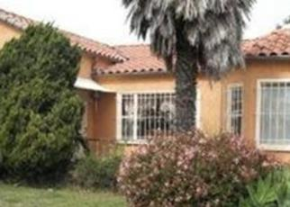 Pre Foreclosure in Los Angeles 90047 W 78TH ST - Property ID: 1593000494