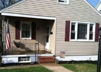 Pre Foreclosure in Baltimore 21206 CHESLEY AVE - Property ID: 1593052171