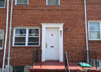 Pre Foreclosure in Baltimore 21229 COLERIDGE RD - Property ID: 1593053940