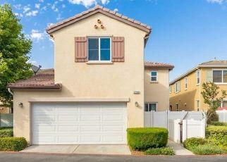 Pre Foreclosure in Moreno Valley 92553 ECHO PARK WAY - Property ID: 1593088981