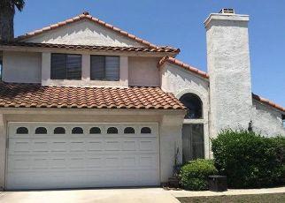 Pre Foreclosure in Vista 92084 PASEO MARGUERITA - Property ID: 1593094665