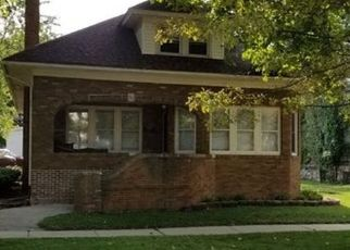 Pre Foreclosure in Joliet 60435 N RAYNOR AVE - Property ID: 1593255842