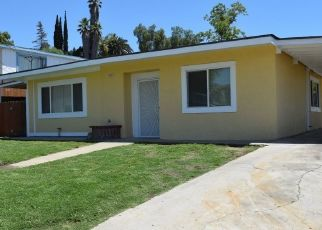 Pre Foreclosure in San Diego 92114 LENOX DR - Property ID: 1593539644