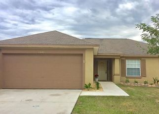 Pre Foreclosure in Bartow 33830 N MAPLE AVE - Property ID: 1593855423