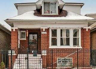 Pre Foreclosure in Chicago 60629 S FRANCISCO AVE - Property ID: 1594072209