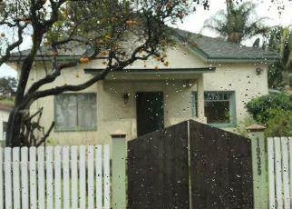 Pre Foreclosure in Santa Barbara 93101 ROBBINS ST - Property ID: 1594211497