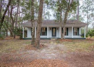 Pre Foreclosure in Crawfordville 32327 MILL CREEK RD - Property ID: 1594486544