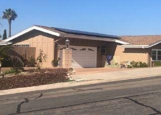 Pre Foreclosure in Bonita 91902 CALLE ESCARPADA - Property ID: 1594695456