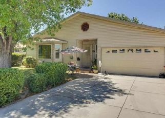 Pre Foreclosure in Rancho Cordova 95670 SWANSEA WAY - Property ID: 1594724356