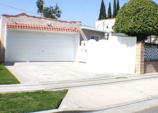 Pre Foreclosure in Maywood 90270 E 53RD ST - Property ID: 1594907433