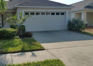 Pre Foreclosure in Sun City Center 33573 MAROON PEAK DR - Property ID: 1594963946