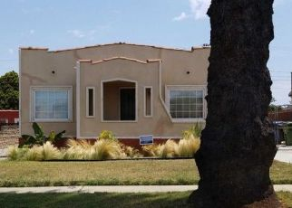 Pre Foreclosure in Los Angeles 90047 S HOBART BLVD - Property ID: 1595409348