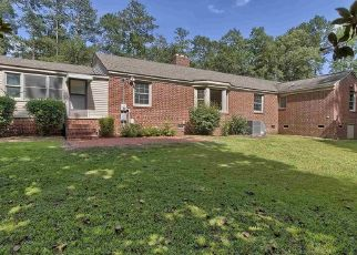 Pre Foreclosure in Camden 29020 FOREST DR - Property ID: 1595528481