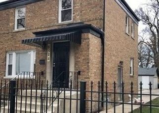 Pre Foreclosure in Chicago 60620 S MAY ST - Property ID: 1595570525