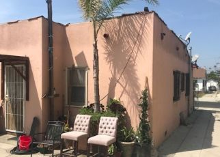 Pre Foreclosure in Los Angeles 90019 S MUIRFIELD RD - Property ID: 1596384277