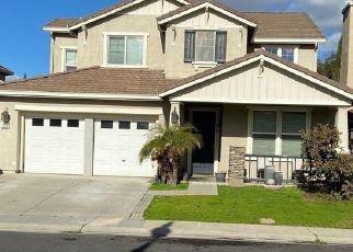 Pre Foreclosure in Manteca 95337 LAUREL PARK CIR - Property ID: 1596600649