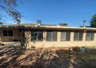 Pre Foreclosure in Stockton 95210 W IRIS AVE - Property ID: 1596675988