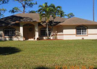 Pre Foreclosure in Loxahatchee 33470 72ND CT N - Property ID: 1596718904