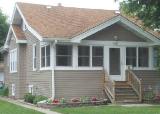 Pre Foreclosure in South Holland 60473 LOUIS AVE - Property ID: 1596828386