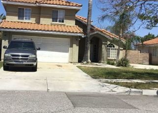 Pre Foreclosure in Fontana 92335 SEVILLE AVE - Property ID: 1596908538