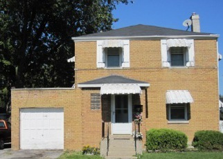 Pre Foreclosure in Melrose Park 60164 FRANKLIN DR - Property ID: 1597012335