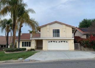 Pre Foreclosure in Sun City 92587 GRAY FOX DR - Property ID: 1597078920